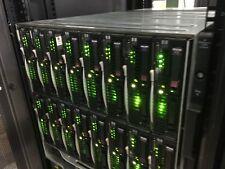 HP C7000 BladeSystem con 16x BL460c G7 192 XEON núcleos de CPU * 768GB Ram AnSys 3D HPC