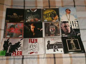 Fler CD Sammlung Deutschrap Hip Hop Rap Flizzy Frank White Maskulin Aggro Berlin