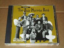 THE BEST OF THE BAJA MARIMBA BAND CD MUSIC USED