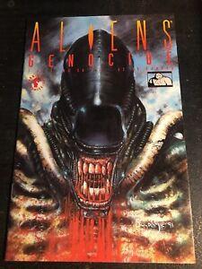 Aliens:Genocide#1 Incredible Condition 9.4(1991) Suydam Cover!!