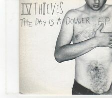(FX83) IV Thieves, The Day Is a Downer - 2006 DJ CD