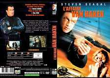DVD L'Affaire Van Haken | Steven Seagal | Action - aventure | Lemaus