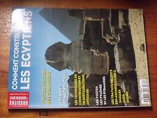 $$ Dossiers d'archeologie N°265 Comment construisaient les Egyptiens
