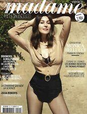 MADAME FIGARO n°29 mai 2021  Monica Bellucci/ Edouard Philippe/ O.Guillermand