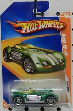 XP-07 CONCEPT SPORTS CAR TRACK STARS 059 05 GREEN DODGE BOYS MOPAR HW HOT WHEELS