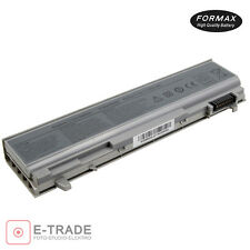 BATTERY for laptop Dell Latitude E6400 E6410 E6500 E6510 NM631 NM632 NM633 PT434