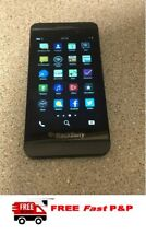 BlackBerry Z10 - 16GB - Black (Unlocked) Smartphone Grade B Clean!!