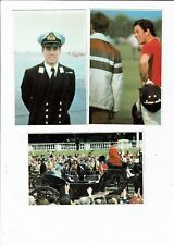 POST CARDS ROYALTY THREE FROM SOVEREIGN SERIES 4 Nos. 2,5 AND 50.