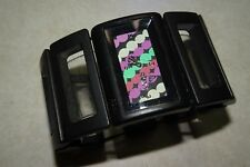 Roxy Quiksilver Finnie Womens Watch W163BP in All Black w/ Multicolor Dial