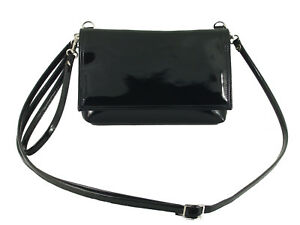 LONI Delightful Clutch/Shoulder/Crossbody/Wristlet Bag Size Small