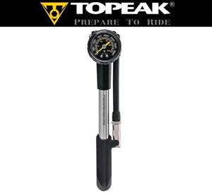 Topeak TPSDXG-1 Pocket Shock DXG Pump MTB Bike 360psi w/ Air Release Mountain