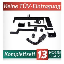 Nissan NV 200 M20 Kastenwagen/Minibus ab 09 Anhängerkupplung abnehmbar+ES 13-pol