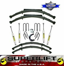 "1973-1991 Chevrolet GMC Suburban 1500 6"" SuperLift K422 Suspension Lift Kit 4X4"