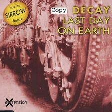 Decay Last day on earth (#zyx/ext005) [Maxi-CD]