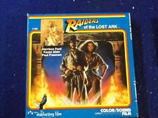 RAIDERS OF THE LOST ARK SUPER 8 SOUND 400 FOOT