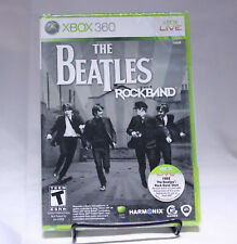 Rockband: The Beatles Xbox 360 NEW SEALED Harmonix