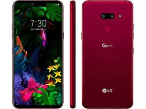 LG G8 ThinQ  T-Mobile - 128GB - RED - GSM - T-mobile ONLY