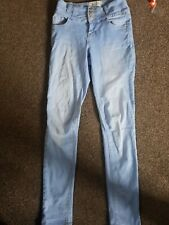 New Look High Waist Skinny Jeans Age 13 Years