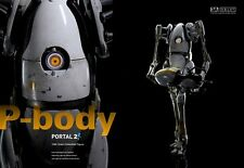 1/6 Scale Portal 2 P-Body Figure by Three A Trading Company