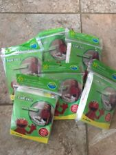 10 Count Disposable Sesame Street Potty Toppers, New