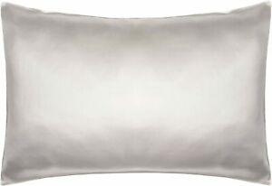 Bedding Heaven® Gorgeous 440 Thread Count, 100% Mulberry Silk IVORY Pillowcase