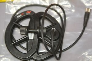 """MINELAB 6"""" EQX COIL for EQUINOX metal detectors. Used twice. VERY good condition"""