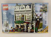 LEGO Creator Parisian Restaurant 10243 - NEW in Factory SEALED Box Retired City