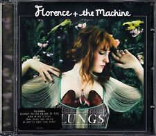 Florence + the Machine-Lungs CD
