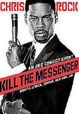 Chris Rock Kill The Messenger DVD 2009 New Sealed