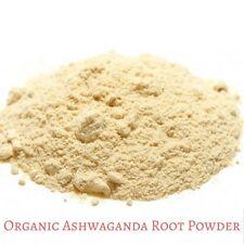 100g Premium  Organic Ashwaganda Root Powder - Ashwagandha - Withania somnifera