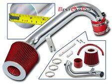BCP RED 2001 2002 2003 2004 2005 Civic 1.7 AT/MT Short Ram Air Intake