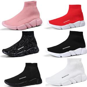 Couples Socks Shoes Women Men Footwear Breathable Lovers Sneaker Fashion Trainer