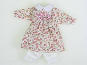 "Heidi Ott  Dollhouse Miniature 1:12 Scale Child Girl 4"" clothes outfit #XZ942"