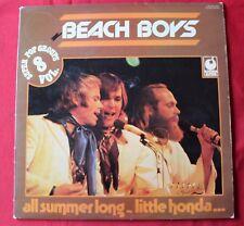 The beach Boys, all summer long - little honda, LP - 33 Tours