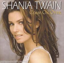SHANIA TWAIN - Come On Over (UK 16 Trk CD Album)