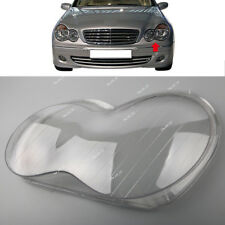 For Mercedes Benz W203 C280 C350 01-07 Clear Lens Shell Cover of Left Headlight