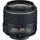 Labor Day Sale Nikon Af-s Dx Nikkor 18-55 mm f/3.5-5.6G Vr II Lens WhiteBox