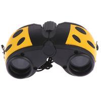 1 Pcs Children Plastic Binoculars Telescope Kids Outdoor Games Toys Comp IO