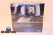 MINI Car Seat Headrest Holder Mounting For iPad 2 / 3 & 4 51952355779