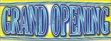 1.5'x4' GRAND OPENING BANNER Outdoor Indoor Sign Sale Now Open New Coming Soon