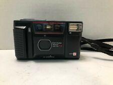YASHICA T AF CARL ZEISS Lens TESSAR 3,5/35 T * Film Camera Kyocera JAPAN Working