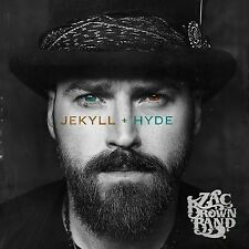 JEKYLL + HYDE, Zac Brown Band [AUDIO CD, NEW]