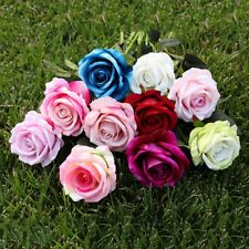 Real Latex Touch Simulation Rose Flower Wedding Party Home Decor Bridal Bouquet*