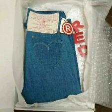LEVI'S RED 2014 PICKER Jeans Pants Unused Size S Rare From JAPAN