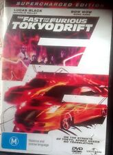 The Fast and the Furious - Tokyo Drift (DVD, 2009) PRE-OWNED