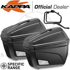 KIT VALIGIE LATERALI KAPPA K22 + TELAIO KTM ADVENTURE 950 / 990 2003-2014