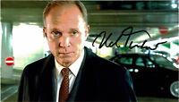 Ulrich Tukur - Tatort , Rommel - original signiertes Foto - hand signed