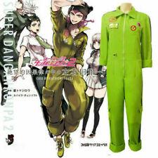 Super Danganronpa Kazuichi Souda Soda Full Set Uniform Cosplay Costume Jumpsuit