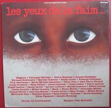 """CÉLINE DION - DANIEL LAVOIE - NANETTE WORKMAN - MAXI (12"""") """"LES YEUX DE LA FAIM"""""""