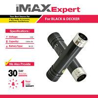 2 x 3.6V Rechargeable Battery for Black & Decker VersaPak VP100 VP110 Tool